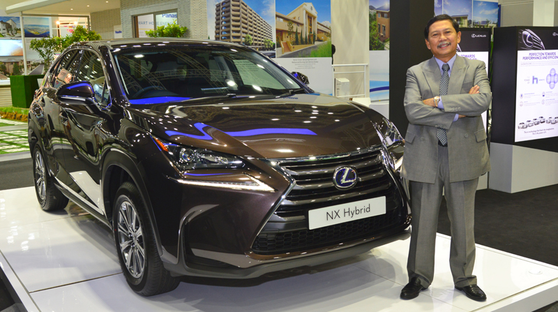 Lexus Malaysia Introduces The All New Lexus Nx A Luxury Compact
